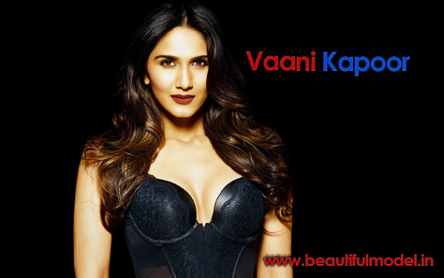 Vaani Kapoor Measurements Height Weight