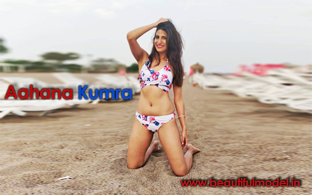 Aahana Kumra Measurements Height