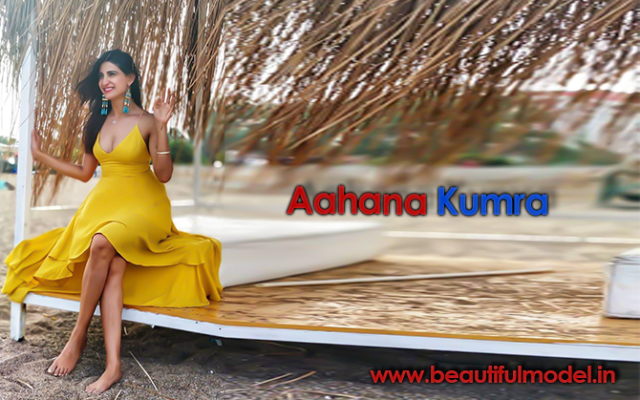 Aahana Kumra Measurements