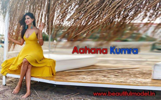 Aahana Kumra Measurements