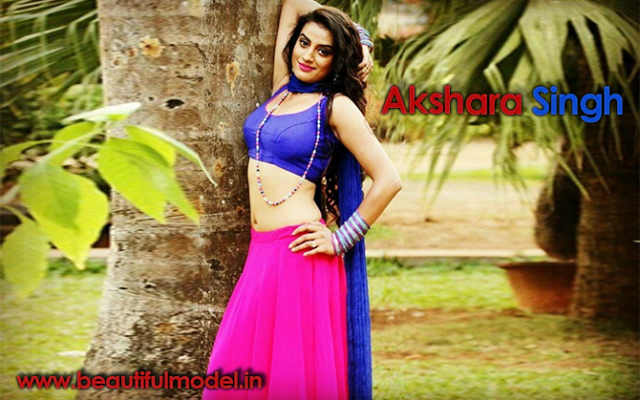 Akshara Singh Measurements Height Weight