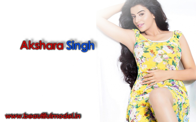 Akshara Singh Measurements Height Weight Bra Size Age Boyfriends