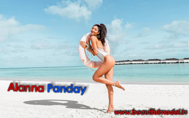 Alanna Panday Measurements Height Weight Bra Size