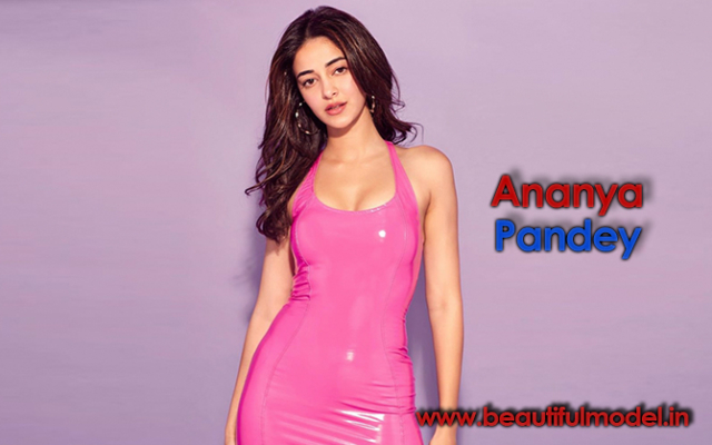 Ananya Pandey Measurements Height Weight Bra Size