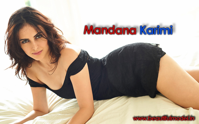 Mandana Karimi Measurements Height Weight Bra Size