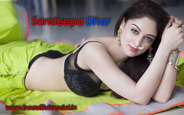 Sandeepa Dhar Measurements Height Weight