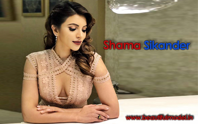 Shama Sikander Measurements Height