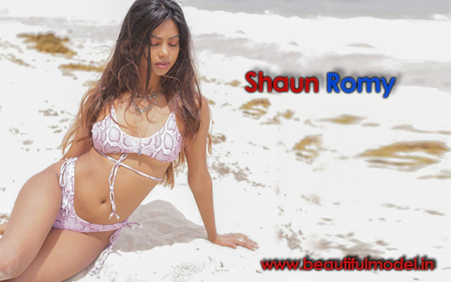 Shaun Romy Measurements Height Weight Bra Size Age Boyfriends