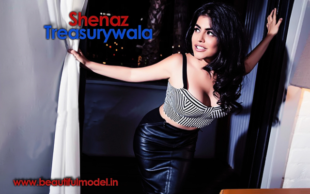 Shenaz Treasurywala Measurements Height Weight Bra Size