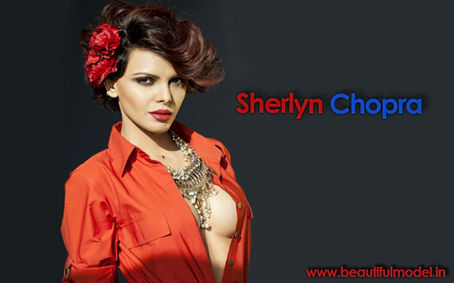 Sherlyn Chopra Measurements Height Weight
